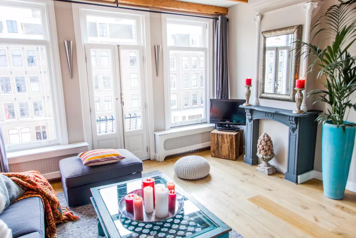 JORDAAN CENTRAL APARTMENT AMSTERDAM - Luxe Apartments Rentals