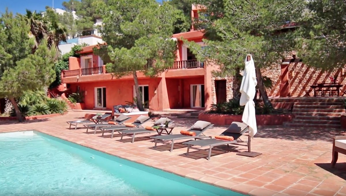 LUXURY VILLA IN IBIZA NEAR SAN MIGUEL IBIZA SPAIN - Luxe ...
