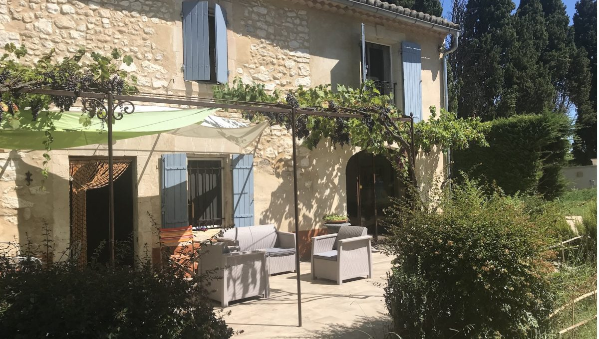 00012-MAS-NEAR-SAINT-REMY-EYGALIERES-TO-RENT-7-PERSONS