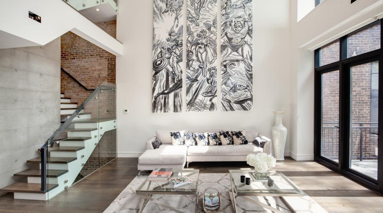 00003-luxe-apartmentsrentals-5-Bedroom-townhouse-in-Hells-Kitchen-NYC