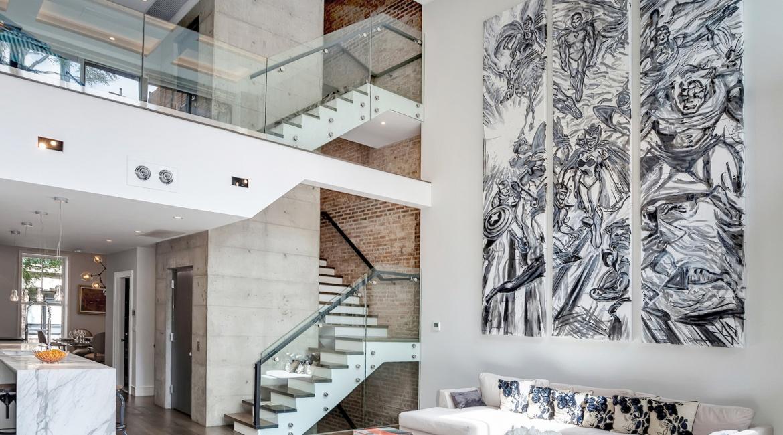 00006-luxe-apartmentsrentals-5-Bedroom-townhouse-in-Hells-Kitchen-NYC