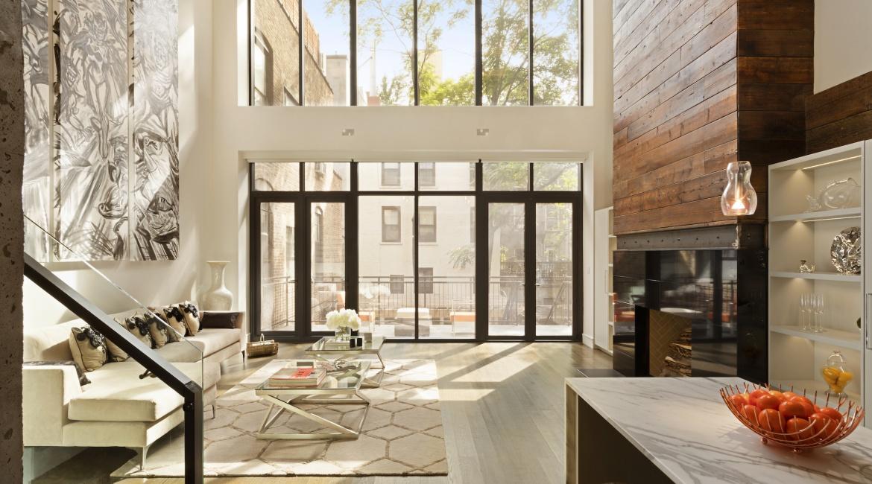 00009-luxe-apartmentsrentals-5-Bedroom-townhouse-in-Hells-Kitchen-NYC