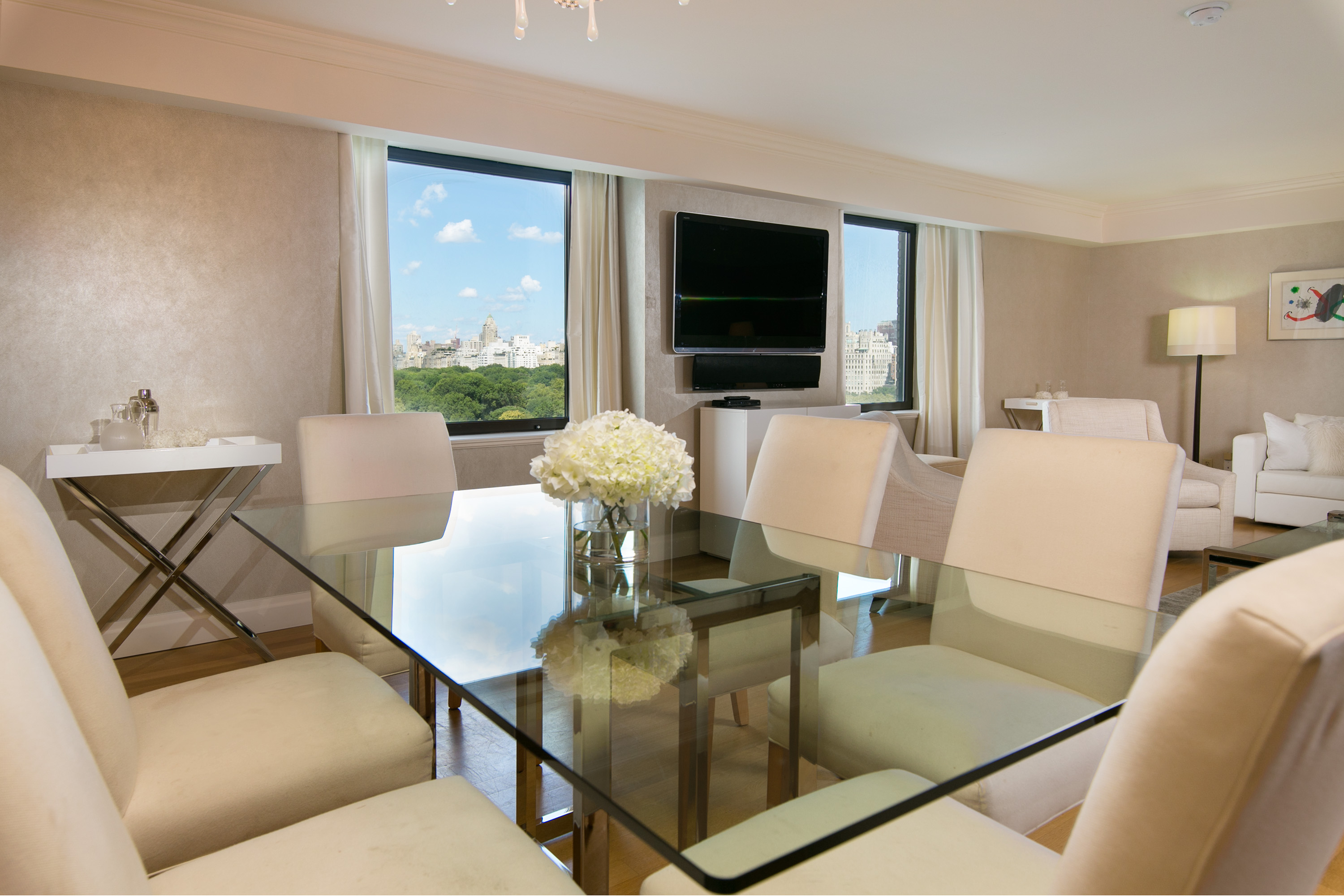 EXCEPTIONAL LUXURY APARTMENT FACING CENTRAL PARK